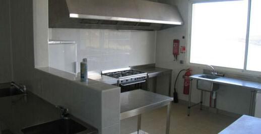 Salle du Brick - cuisine