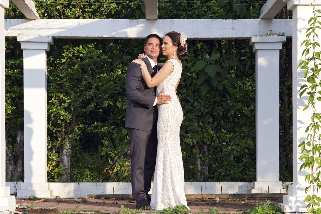 Boda: Angelica & Andres por Carolina Rubio Photography