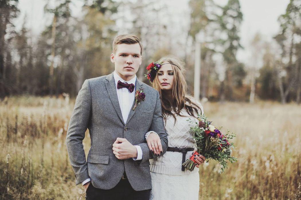 Павел и Ксения