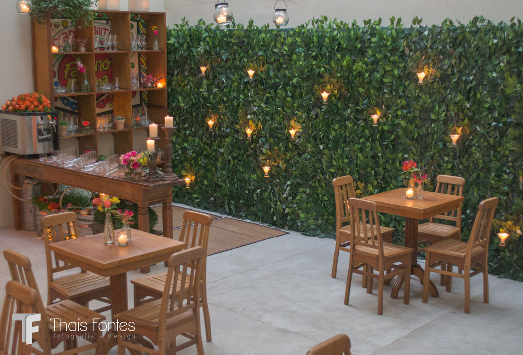 Isabela Gomide arte floral + décor