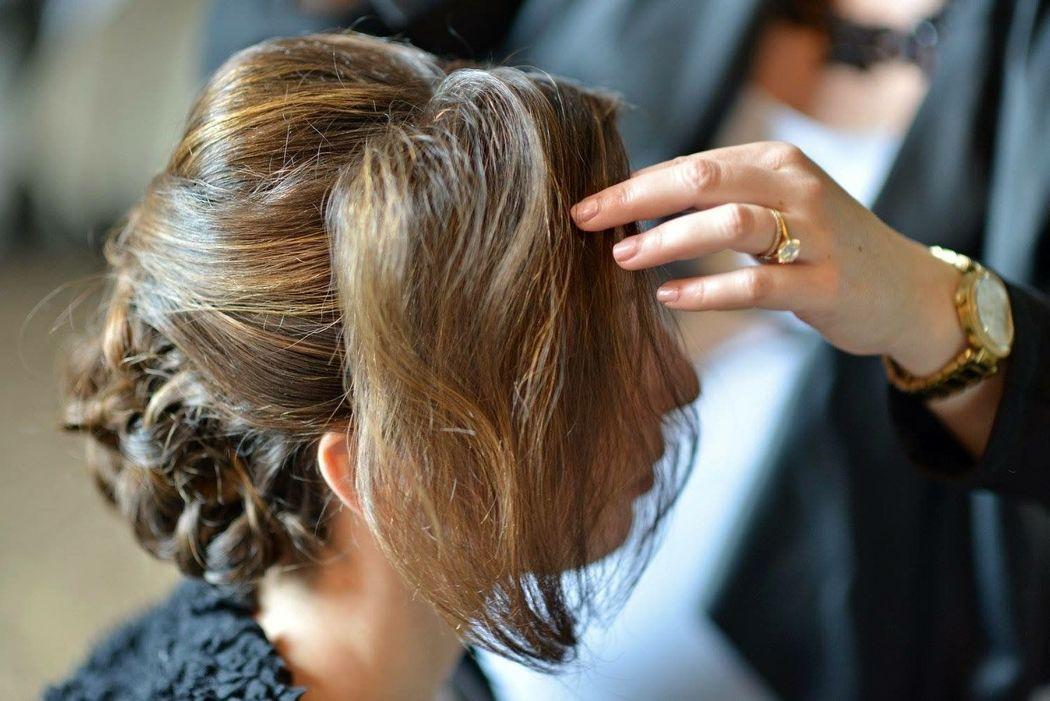 Mademoiselle M - Salon de coiffure
