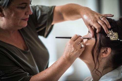 Sérénité . coiffure et maquillage