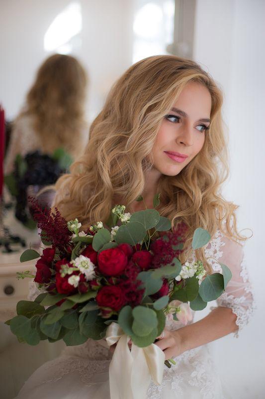 Свадебный стилист-визажист Ольга Ефименкова