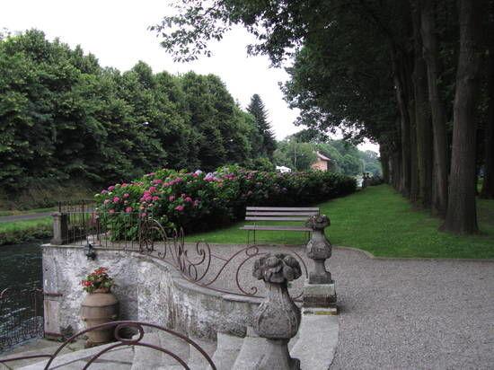 Scorcio dell'imbarcadero - Villa Gaia Gandini