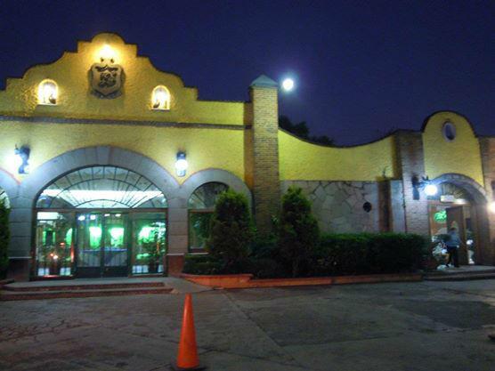 Ex Hacienda La Patera