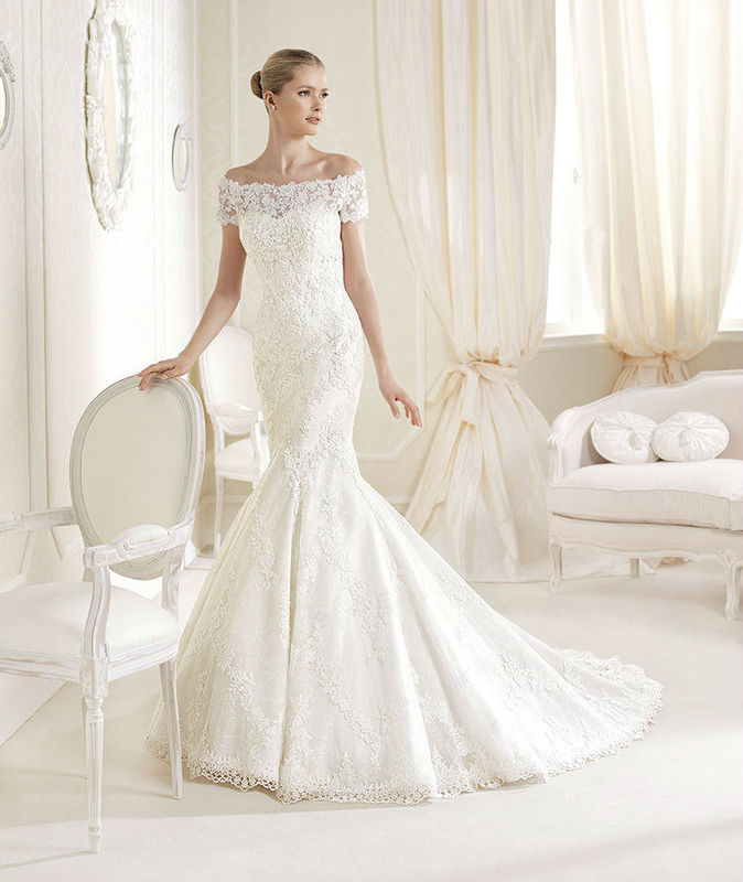 La Sposa Barcelona, tienda de vestidos de novia, en el DF