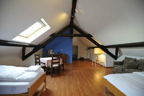 Beispiel: Gemütliche Zimmer, Foto: Gasthof Sternen.