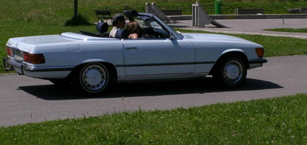 Oldtimer zum Selberfahren: Mercedes Benz 450 SL  (W107) Foto: Classic Roadster München