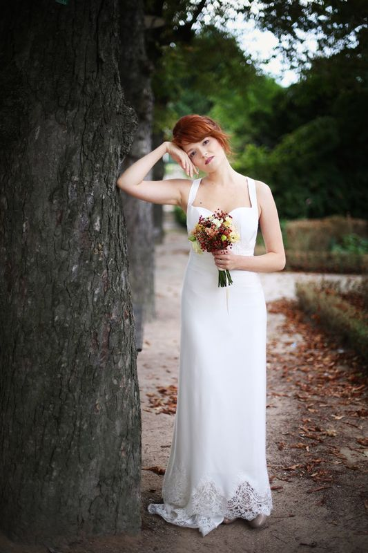 Kaa Couture modèle robe de mariée KAREN