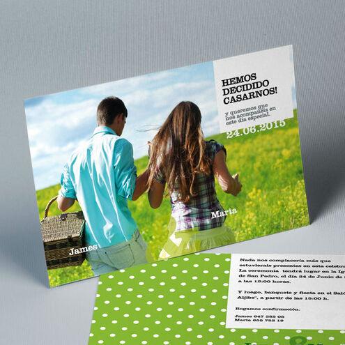 Invitación Easycards