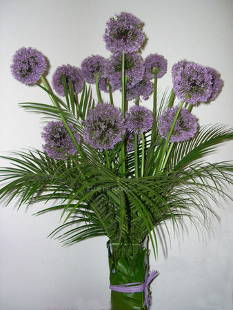 Centros de flores para bodas