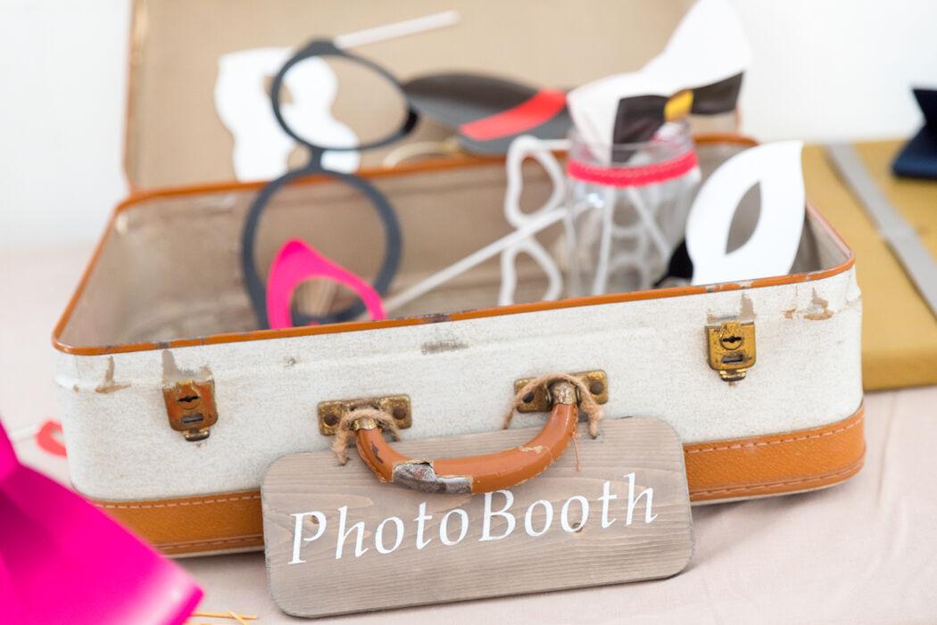 vipbox - photobooth - accessoires