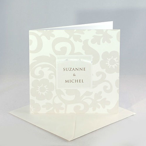 Beispiel: Ihre persönliche Hochzeitseinladung, Foto: Karten und mehr.
