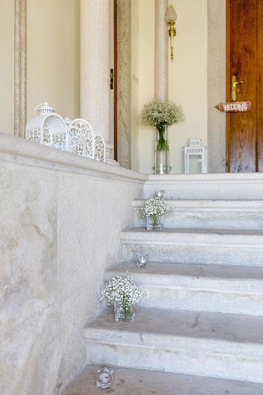 Entrada Principal (escada) Palácio Albatroz