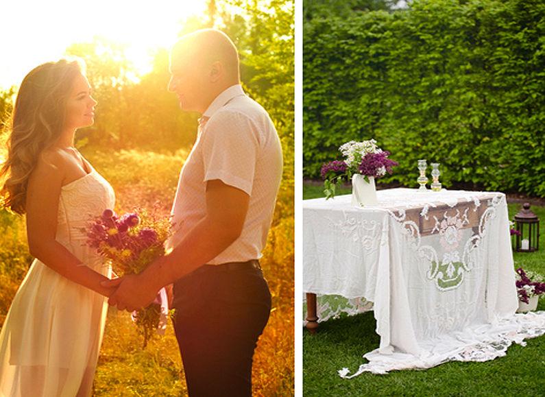 Vintage Hochzeit im Shabby Chic Look -  LoveLi Hochzeitsplanung