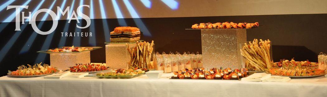 Exemple de buffet