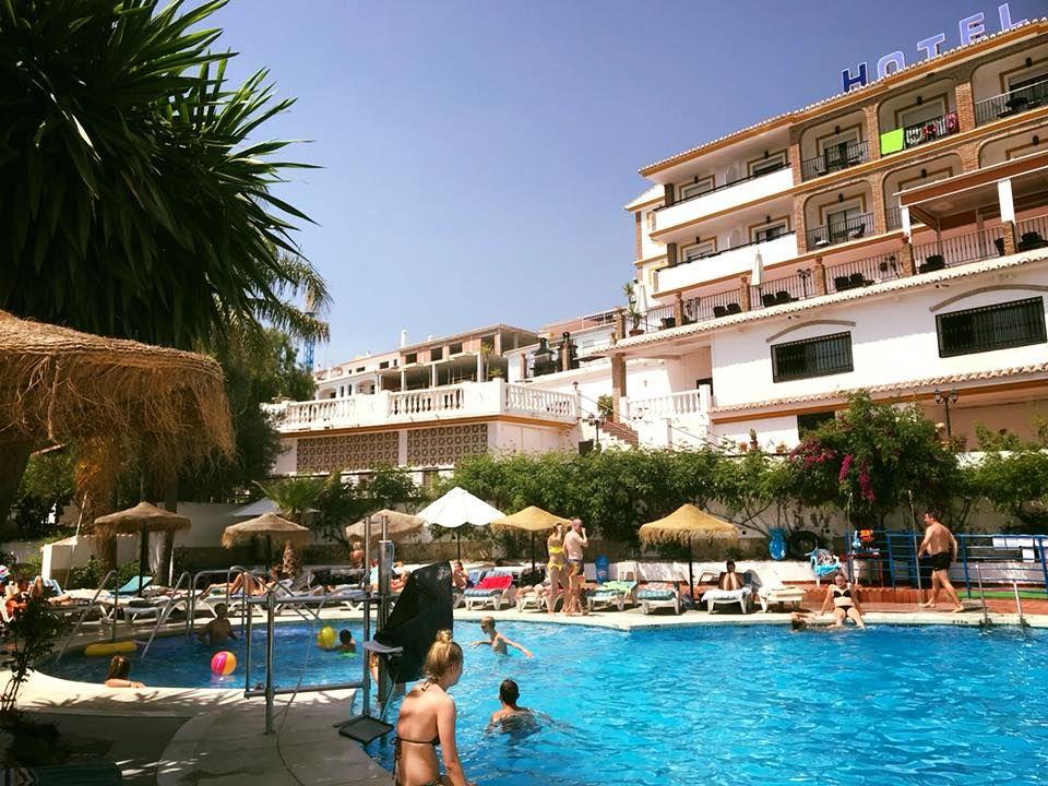 Hotel Balcón De Competa