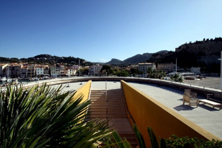 La Terrasse de toit