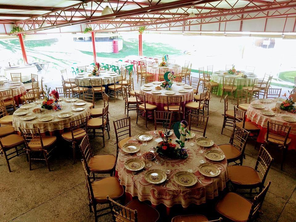 Jardín de Fiestas Las Iguanas