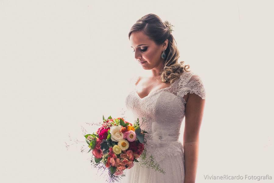 Maquiagem Casamento Rio de Janeiro Manu Guerra Makeup Foto: Viviane Ricardo