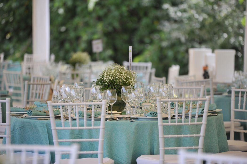 Banquete en Tesorillo -Toñi Orihuela Eventos