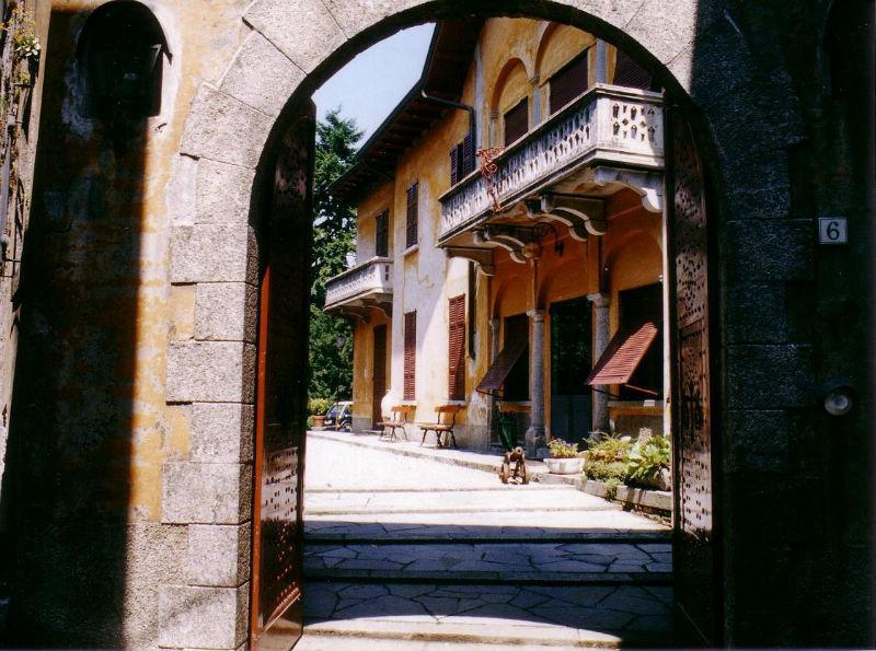 Dettagli - Villa Nessi