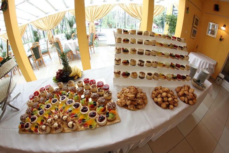 Słodkie stoły i torty - cukiernia Furtak