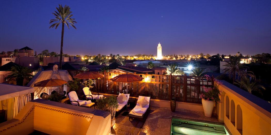 Flitterwochen-Hotels in Marrakesch