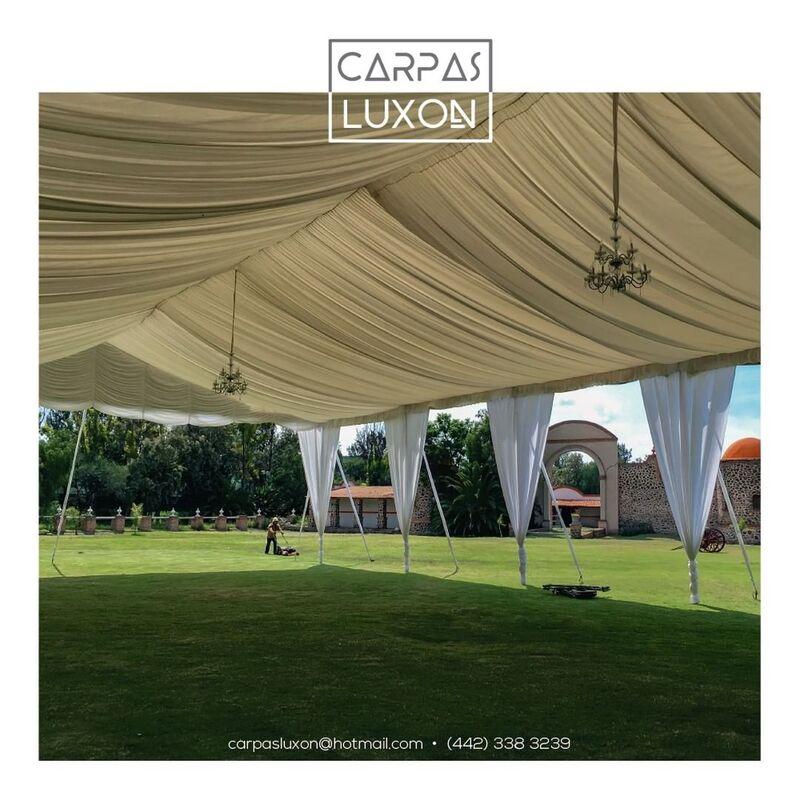 Carpas Luxon