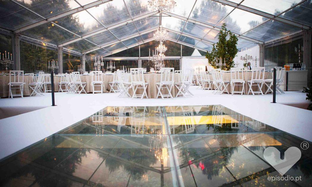 Episódio - Design de Casamentos e Eventos