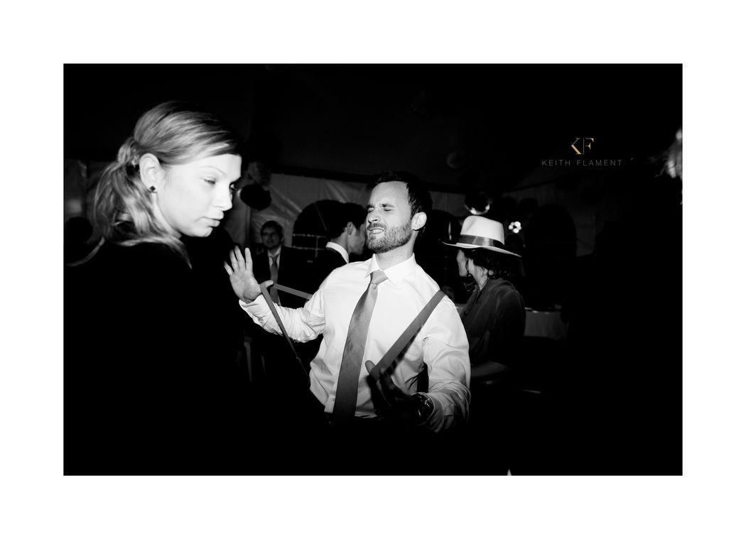 Mariage à Paris - soirée dansante