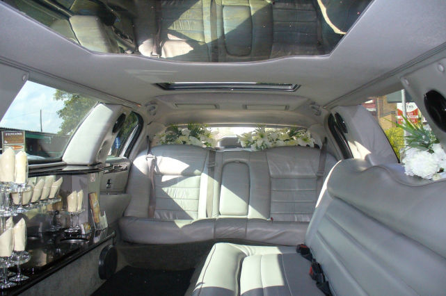 Interior limusina