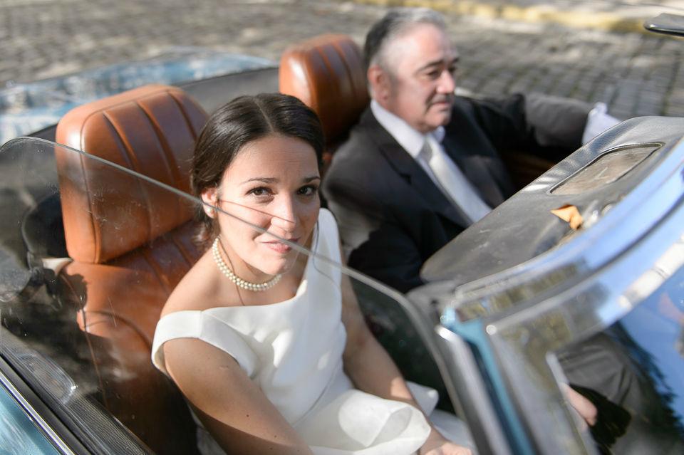 Mariage à Saint-Martin-de-Ré.