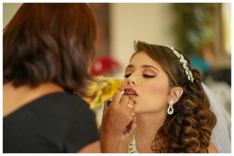 Giovanna Montes Make Up Artist