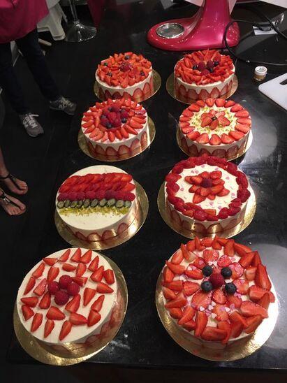 L'Atelier pâtissier