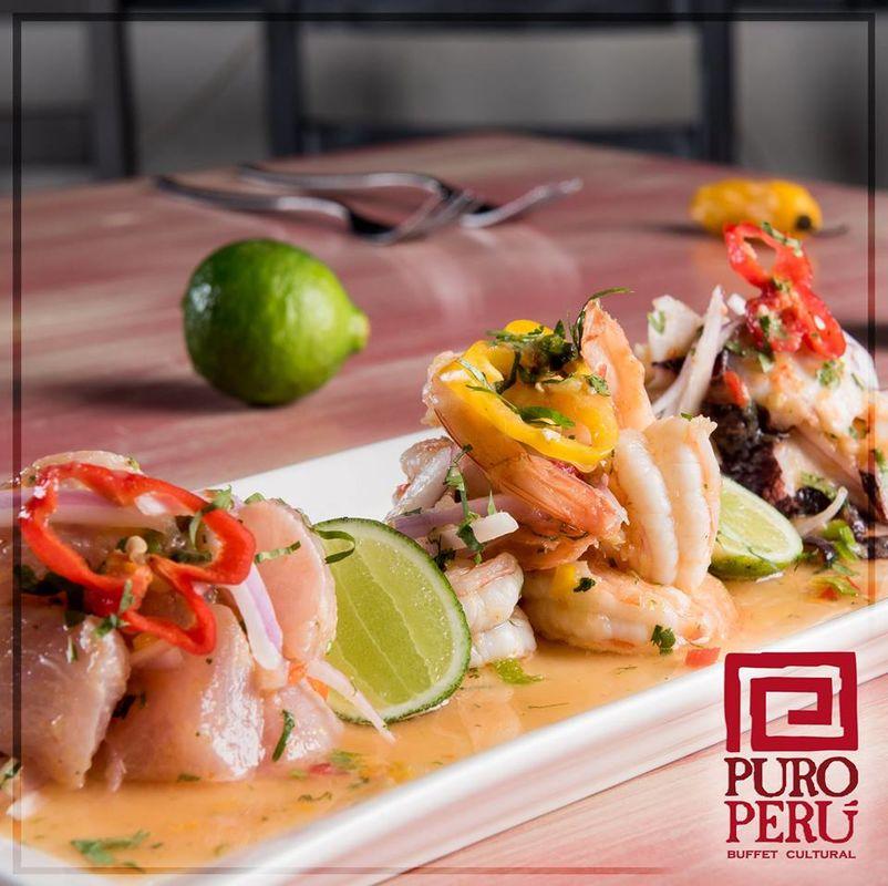 Puro Perú Buffet Cultural