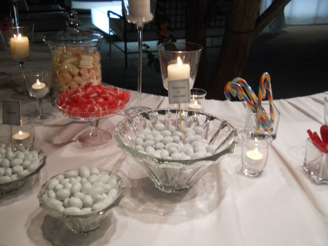 Backstage - Event & Wedding Planners: Confettata