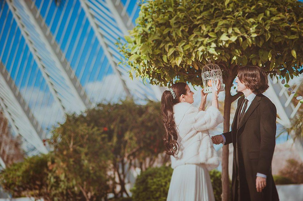 Свадебный фотограф Алина Сказка