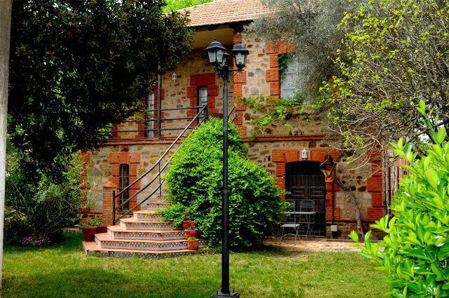 Fachada Este de la Casa