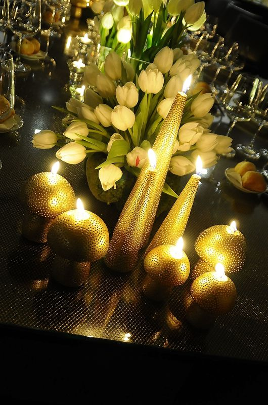 LOVE GOLD MOMENTS. Decoration and wedding planner project