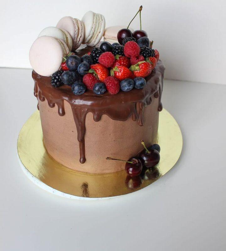 Кондитерская студия Just Cakes