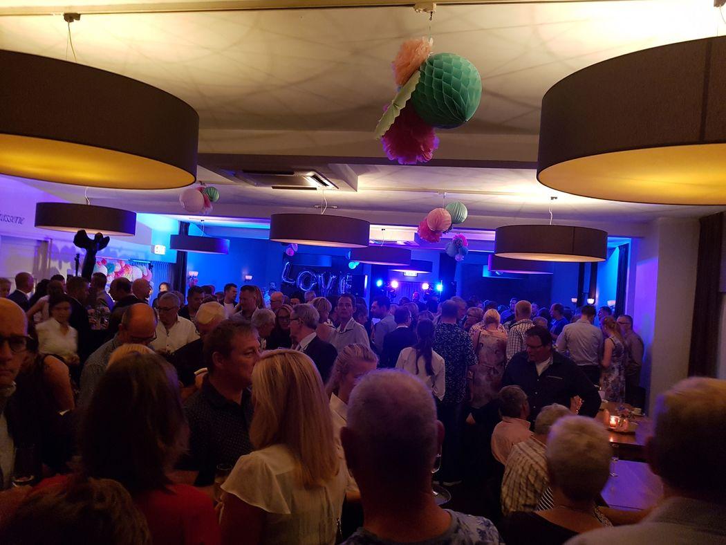 Grand-Café feest mogelijkheden tot 220 personen