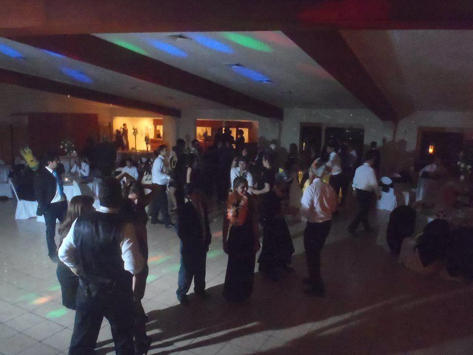 Baile matrimonio Club Militar