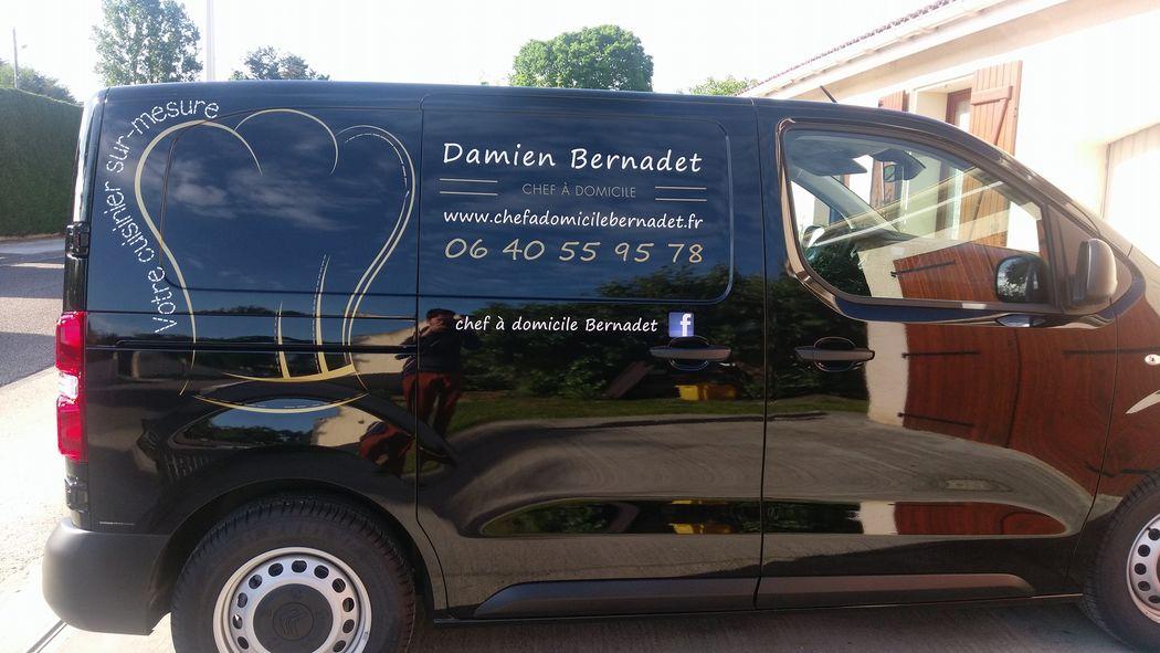 Chef à domicile Bernadet