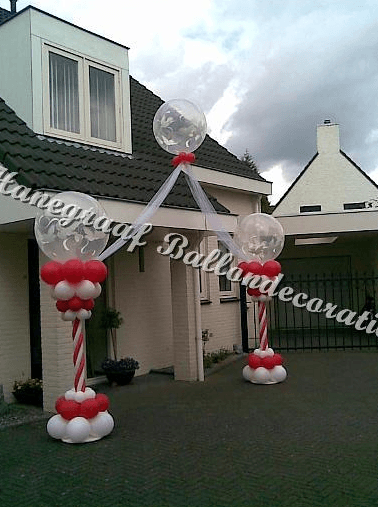 Hanegraaf Balondecoraties