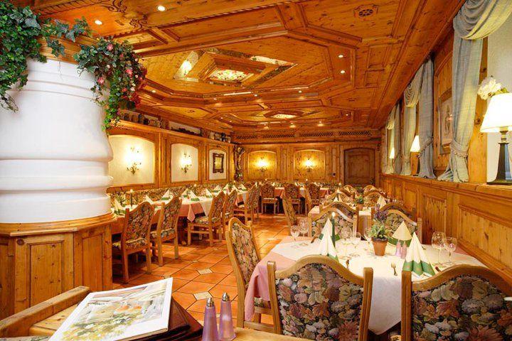 Beispiel: Restaurant, Foto: AKZENT Hotel Alte Linde Wieling.