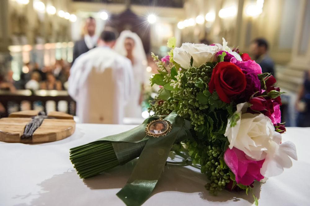 Foca • Casamento da Capela da PUC