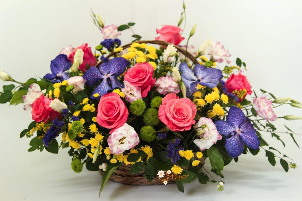 Флорист Людмила Февральская