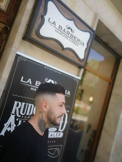 La Barberia Haircuts and Wines
