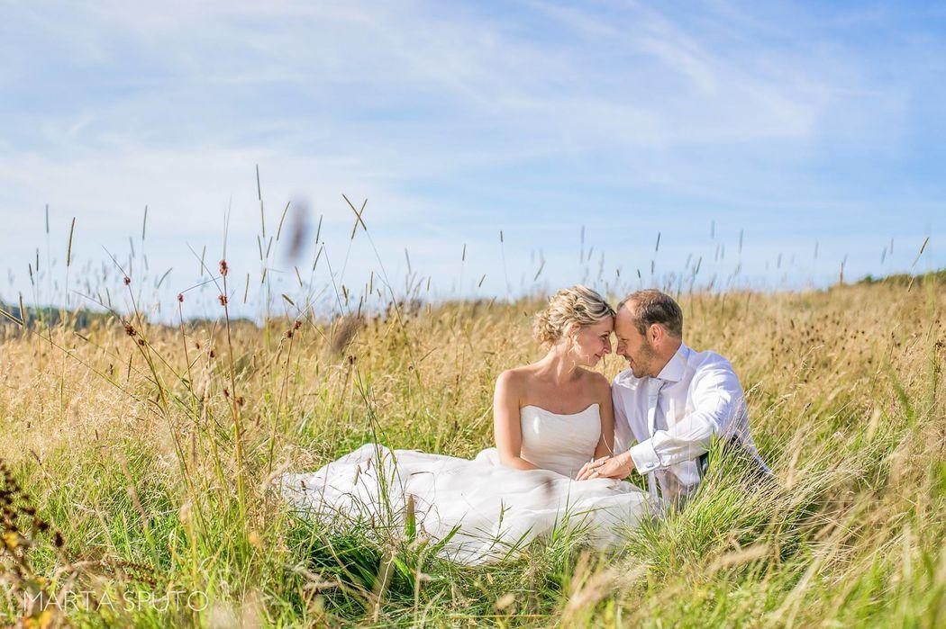 Kate & Mark | Ślub w Anglii